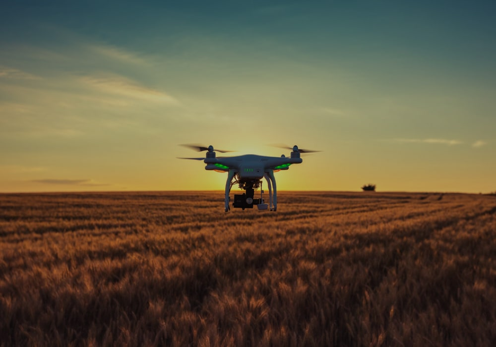 Agricultural Drones to enhance farming and monitor crop production