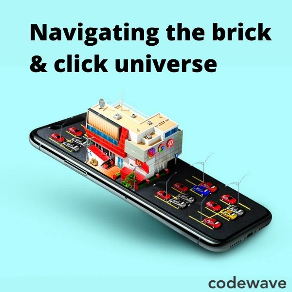 retail digital transformation Navigating the brick & click universe